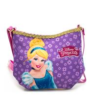 - PRINCESS Handbag with shoulder strap, in fabric