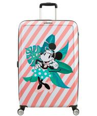 Rigid Trolley Cases - AMERICAN TOURISTER FUNLIGHT DISNEY Large trolley with TSA
