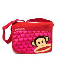 - GUT MESSENGER in fabric with Paul Frank print