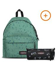- EASTPAK Padded Pak'r backpack + Benchmark case
