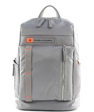 "- PIQUADRO PQ-BIOS 15.6 ""laptop backpack, in regenerated nylon"