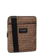 - GUESS DAN L.A. Flat bag