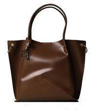 - A|X ARMANI EXCHANGE Shoulder shopper, with shoulder strap