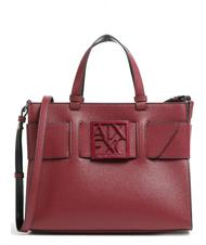 - A|X ARMANI EXCHANGE Hand shopper, with shoulder strap