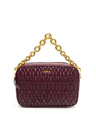 - FURLA COMETA S Mini bag in quilted leather
