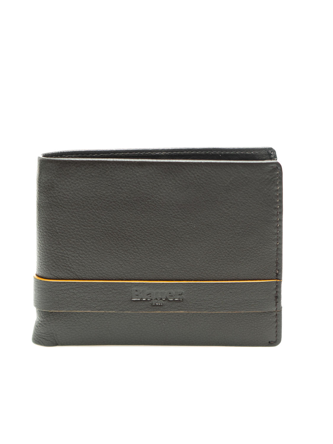 Men's Wallets -  CRUNCHY Wallet with coin purse, in leather