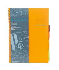 - PIQUADRO Leather notebook