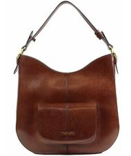 - THE BRIDGE FAENTINA Leather bag
