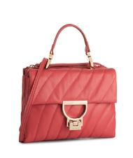 - COCCINELLE Arlettis Matelasse Mini bag with shoulder strap, in leather