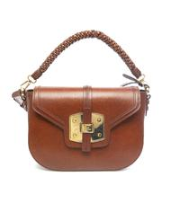 - THE BRIDGE LAMBERTESCA Multifunctional bag, in leather