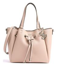 Women's Bags - GUESS DIGITAL DRAWSTING BAG Handbag, with shoulder strap