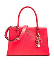 Women's Bags - GUESS BECCA Handbag, with shoulder strap