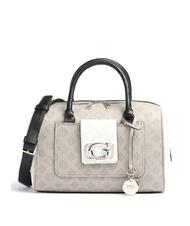 Women's Bags - GUESS EMILIA Boston bag with shoulder strap