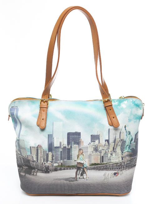 Women's Bags - YNOT? YESBAG Shopping bag M