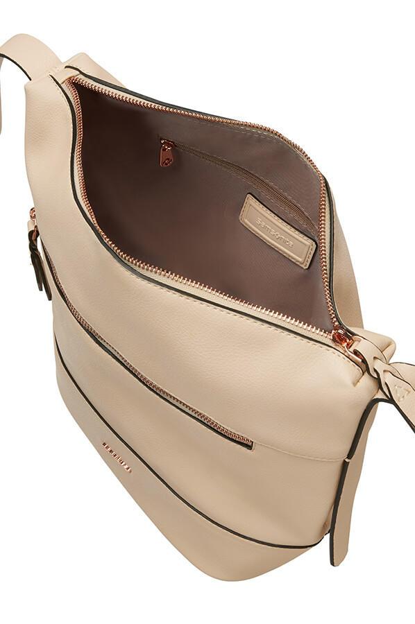 Samsonite Shammy Shoulder Bag Beige Roses - Shop Online At Best Prices! a803aa490f988
