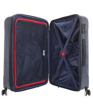 Rigid Trolley Cases - AMERICAN TOURISTER trolley case TRACKLITE line; L size; expandable