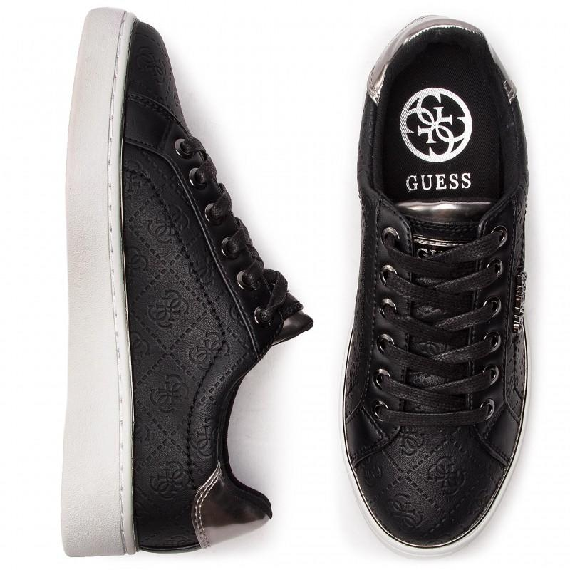 3209f7c97 Guess Sneakers Beckie Active Lady Black - Shop Online At Best Prices!