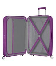 Rigid Trolley Cases - AMERICAN TOURISTER trolley case SOUNDBOX line. large. expandable