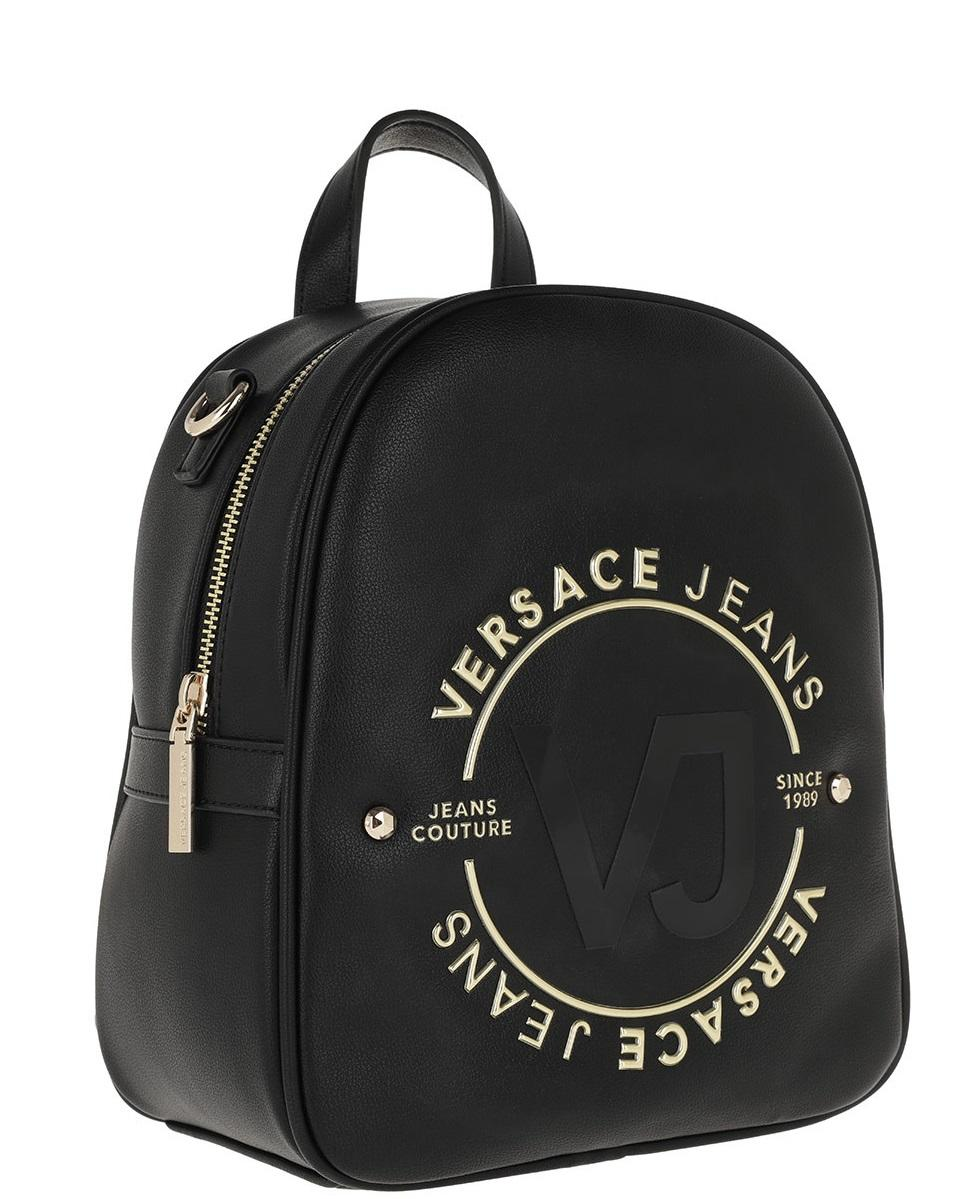 ae2617cb468 Versace Jeans Backpack   Shoulder Bag Black - Shop Online At Best ...