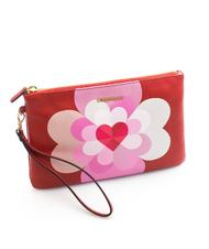 COCCINELLE clutch bag Hearts