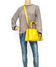 TRUSSARDI T-Tote High Frequency Small Jeans