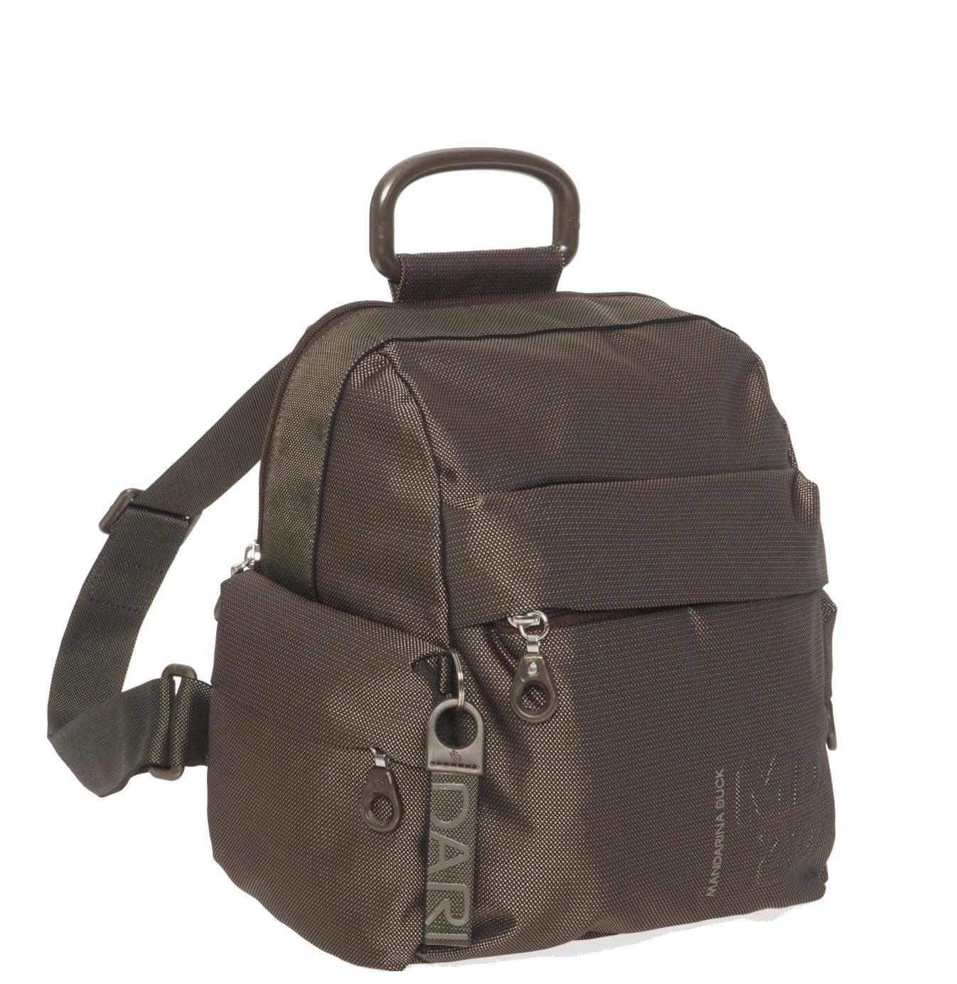 797db524706 Mandarina Duck Md20 Mini Backpack On The Shoulder Pyrite - Shop ...