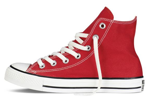 - CONVERSE All Star High Top CHUCK TAYLOR, in canvas
