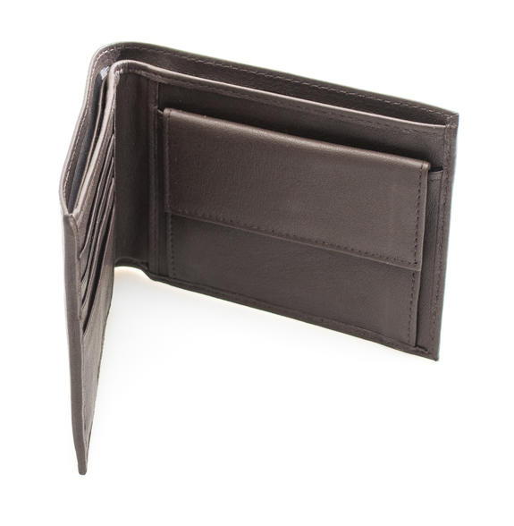 - TIMBERLAND wallet Leather, with coin purse