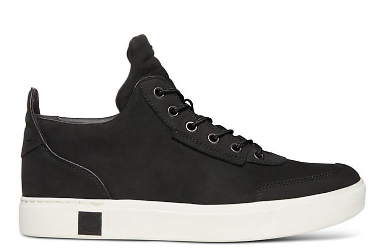 Men's shoes - sneakers AMHERST, in leather
