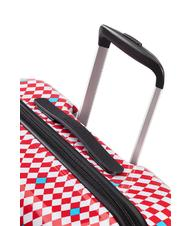 Rigid Trolley Cases - Trolley AMERICAN TOURISTER WAVEBREAKER, large size