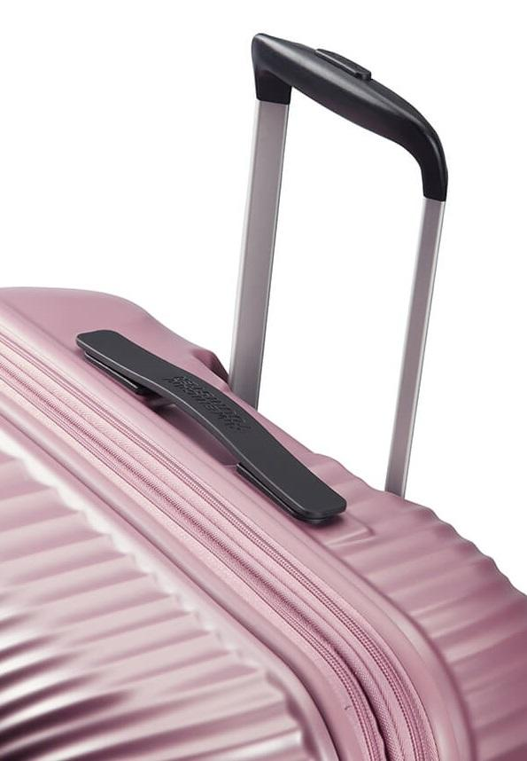 Rigid Trolley Cases - Trolley JETGLAM line, medium size, expandable