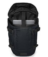"- EASTPAK backpack TOPFLOID, 15"" PC case"