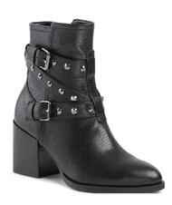 - GUESS ankle boots VAHANA 2, crocodile print