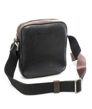 - BLAUER bag BASE, in leather
