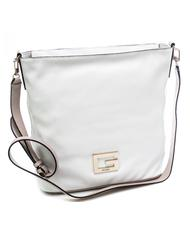 - GUESS Brightside Hobo Shoulder bag with shoulder strap