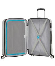 - AMERICAN TOURISTER trolley case TRACKLITE line. medium size. expandable