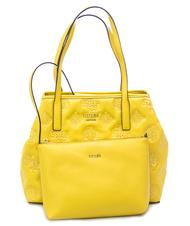 Women's Bags - GUESS Vikky Tote Shopper, with clutch bag