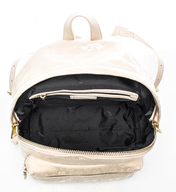 - POLLINI Patent Shoulder backpack