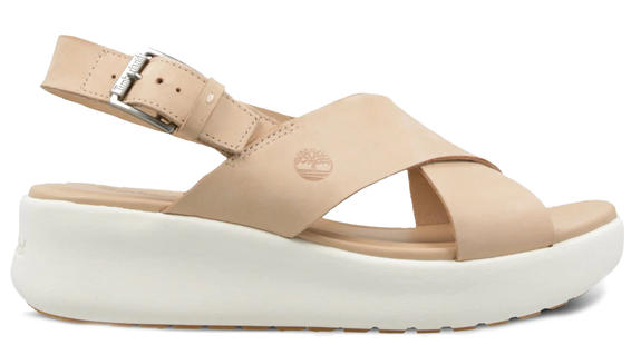 - TIMBERLAND sandals LOS ANGELES, in nubuck leather