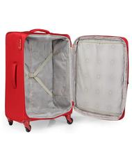 Semi-rigid Trolley Cases - DELSEY Trolley U-LITE CLASSIC, medium size, expandable