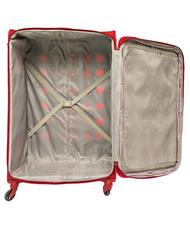 Semi-rigid Trolley Cases - DELSEY Trolley U-LITE CLASSIC, large size, expandable
