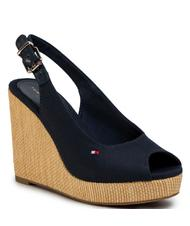 Women's shoes - TOMMY HILFIGHER Elena High wedge sandals
