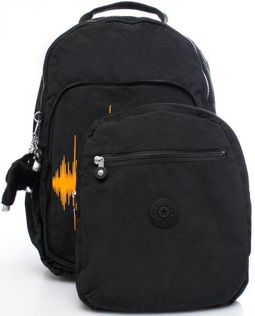 - KIPLING backpack SEUL SWITCH, PC case