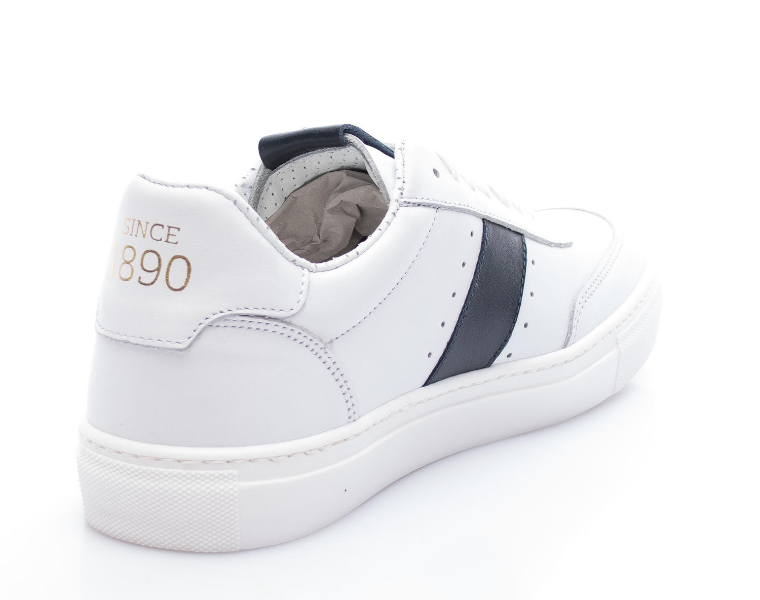 Men's shoes - U.S. sneakers POLO ASSN. LANDON, in leather