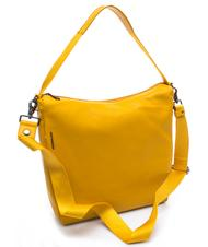 Women's Bags - Mellow Shoulder bag; with shoulder strap, leather