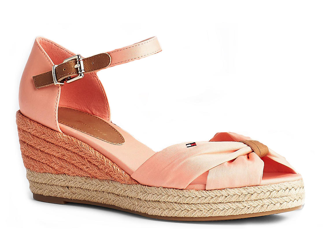 Women's shoes -  BASIC Fabric sandals
