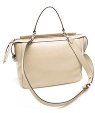 Women's Bags - COCCINELLE CAROL Handbag with shoulder strap, in leather