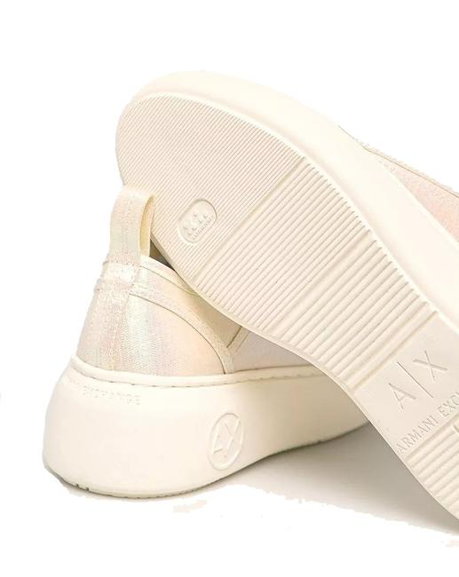 - A | X ARMANI EXCHANGE Wedge sneakers