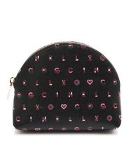 - COCCINELLE Tris of Necessaire in leather