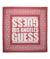 - GUESS SKYE Printed fabric scarf